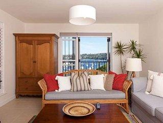 Sydney Harbour side Clontarf Apartment