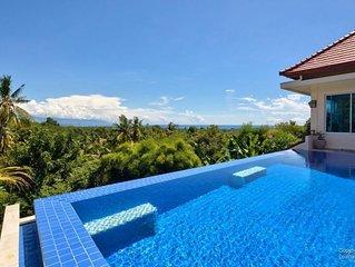 Bali Ocean View Villa in Lovina