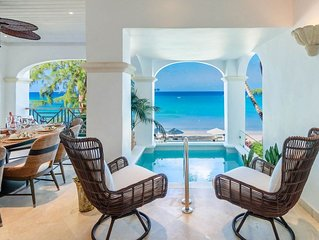 Old Trees 104 - Sunset -  Beach Front - Located in  Beautiful Saint James with P