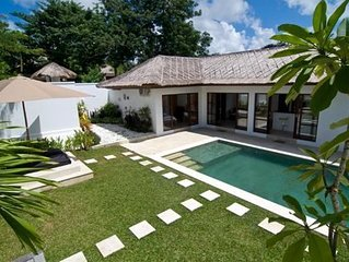 Charming 3 bedroom villa near beaches