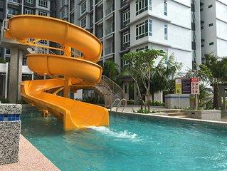 VnVHome•In Town Melaka•New Reno•sungaiMelaka •7-11pax