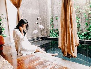 Honeymoon Suite Loft in Kuta