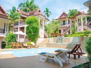Private Luxury Villa 8 Bedrooms 18-20pax