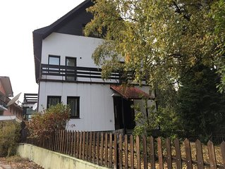 Beautifully mountain house for up to 16 persons.