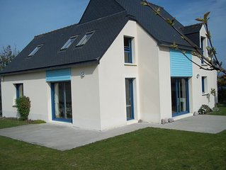Maison indépendante, calme, 700 m de la mer, jardin clos, animal autorisé.