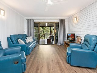 New on Buderim, you will find comfort and peace in a garden setting ....