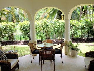 The Falls. Beautiful house next to Sandy Lane with 24hr security, pool and gym