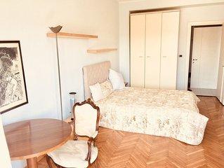 Charming house leoni - ied bocconi con aria condizionata