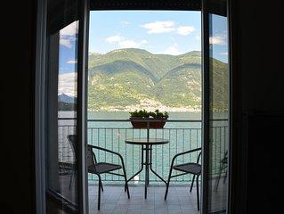 Bellagio Villas- Il Trovatore directly on the lake