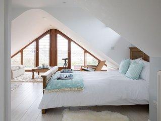Modern open plan beach house perfect for families