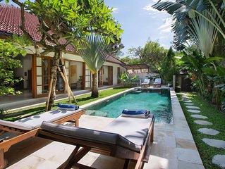 4 bedroom villa, Echo Beach, Canggu