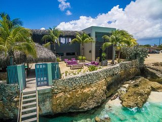 Kas Bonchi: Luxury Piet Boon villa with private acces to the sea.