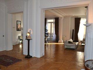 Prestigious Apartment Paris Trocadero 230m2