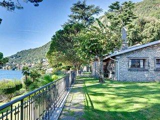 Villa in Moltrasio, Lake Como, Italy