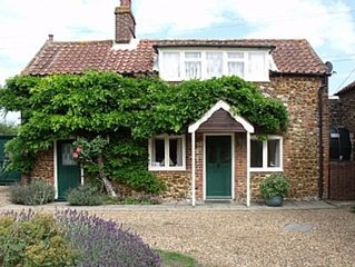Four Star, Gold Award ( Visit England) Cottage Close To Holme Next The Sea Beach