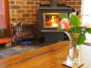 Hampden Country Cottage - Kangaroo Valley
