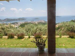 Welcome to Villa Tsougria in Agia Kali Villas, Skiathos