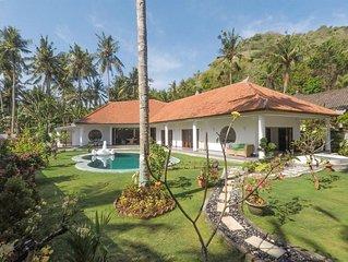 Luxueuze Bali Villa voor de prijs van een hotelkamer