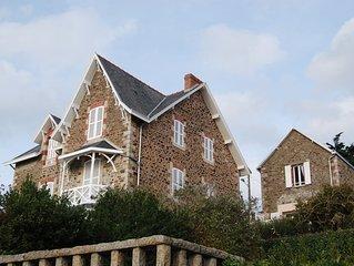 Charmante villa recemment restauree