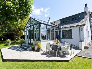 Weavers Cottage - The Best Luxury Holiday Cottage In Cartmel Village.