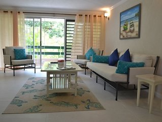 2 bedroom 1 bathroom unit on Barbados' south coast near to shopping & beaches.