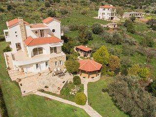 Sapphire Villa - Evia Island - Greece