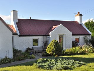 Gorgeous Cottage. golf, cycling, horse-riding, distilleries, castles, walking...