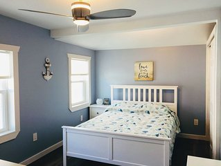 Family-Friendly Newly Renovated 1 Bedroom Beach Apartment in Seaside Heights