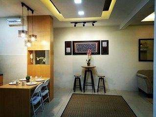 Relaxing Suite *Greenfield Condo, Kota Kinabalu