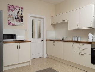 Magdalen House - Stunning & spacious apartment in the heart of Dundee City Centr