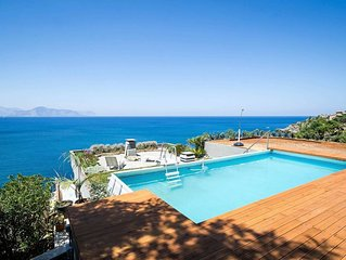 'Villa Acqua Chiara ''Mare'' - Villas for Rent in Bagheria, Sicilia, Italy'