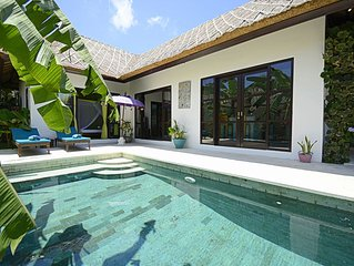 Charming Villa with 2 bedrooms - Ungasan