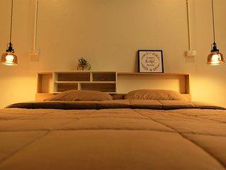 2 Bedroom Cozy Loft House in Krabi Town
