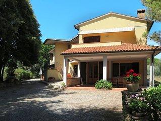 Ferienwohnung Residence Il Montaleo (CMT223) in Casale Marittimo - 6 Personen, 2
