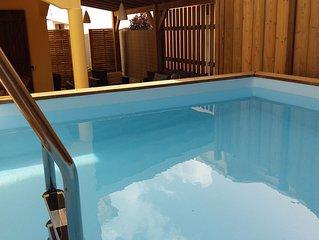 Villa Casa Mer avec piscine à 350m de la plage