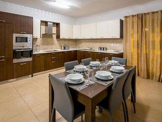 Luxury Sliema Apartment