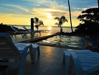 Coconut Bay, Club Suite 304/5. Modern 2 bedroom seaview apartment