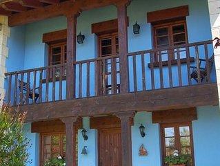 ASTURIAS APARTAMENTOS RURALES NAVECES -Alojamiento Rural Naveces para 2/4 person