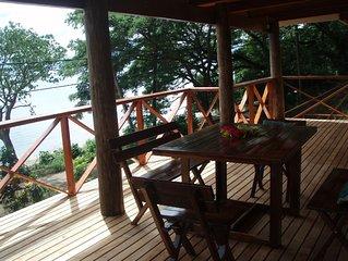 Beach Lodge with Spectacular Ocean Views