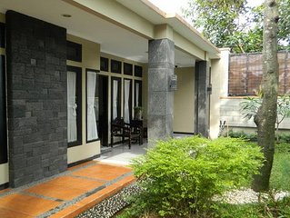 Full 3 Bedroom house in Bandung