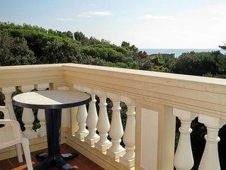 Ferienwohnung Villa Casa Marina  in Castiglioncello (LI), Riviera degli Etruschi