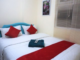 [Free WiFi] Green Pramuka City 2BR