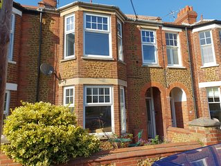 Newly renovated house in Hunstanton a short walk from the sea
