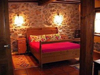 Apartamento rural La Candaliega para 2 personas