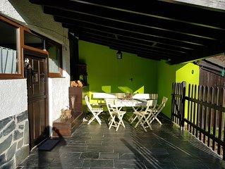 Casa rural (alquiler íntegro) El Rincón del Busgosu para 3 personas