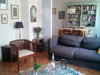 Un appartement familial en plein coeur de Paris !!!