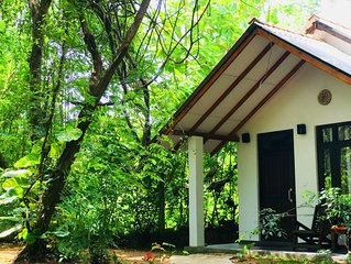 Palmyra Nature Resort Sigiriya/just a 15-minute walk to Sigiriya Rock