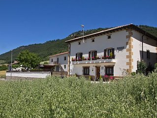 Casa Rural Lazkano en Parque Natural Urbasa