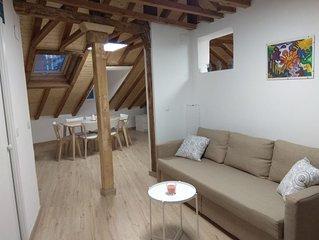 Pintoresco loft en pleno centro de Aranjuez