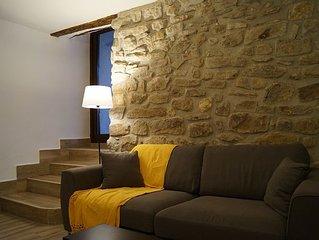Casa rural (alquiler íntegro) El Carolino para 10 personas